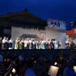 2015年 野外オペラ「道化師」 京都公演