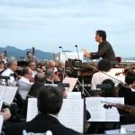 指揮者の吉田裕史氏 さすがのオーラです!